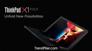 Lenovo Thinkpad X1 Fold Launch